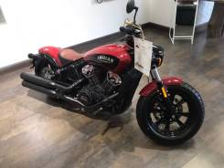 Indian Scout Bobber, 2018