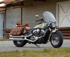 Indian Scout, 2018