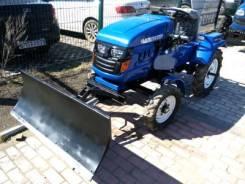Отвал снегоуборочный на мини-трактор