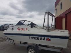 Продам корпус катера RITM. 1998 год, длина 5,50м., двигатель без двигателя, 1,00л.с., бензин