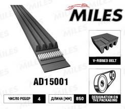 Ремень поликлиновый Miles AD15001