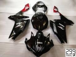 Комплект пластика для мотоцикла YAMAHA R1 07-08 Черный глянцевый