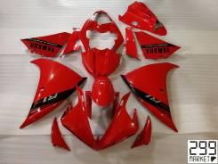 Комплект пластика для мотоцикла YAMAHA R1 09-12 Красный