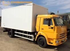КамАЗ 4308. Фургон Изотермический на шасси Камаз 4308 6 тонн, 6 000кг., 4x2