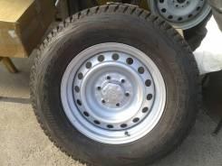 Комплект колес Toyota R-17 235/75 зима