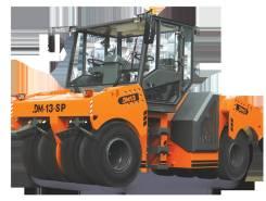 Завод ДМ DM-13-SP. Продам Каток дорожный пневмошинный статический DM-13-SP (вес 13,5т, 6 750куб. см.