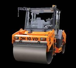 Завод ДМ DM-10-VD. Продам Каток дорожный двухвальцовый вибрационный DM-10-VD (вес 11 т., 6 750куб. см.