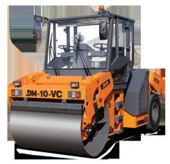 Завод ДМ DM-10-VC. Продам Каток дорожный комбинированный вибрационный DM-10-VC(вес 11 т, 6 750куб. см.