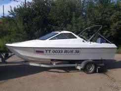 Продам морскую лодку БРИЗ 17