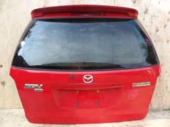 Дверь багажника Mazda MPV LW5W