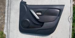 Обшивка двери передней правой Renault 2012=>