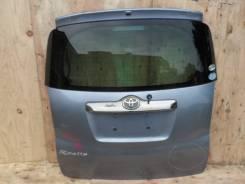 Дверь багажника Toyota Ractis SCP100