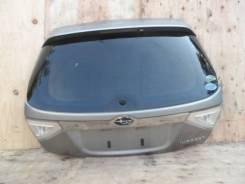 Дверь багажника Subaru Impreza GH2 с камерой