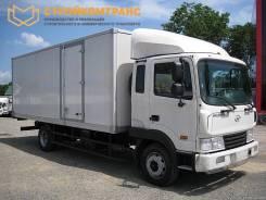Hyundai HD120. Фургон Изотермический 7т Hyundai HD-120, 6 600куб. см., 12 000кг., 4x2