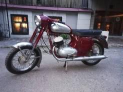 Ява 350, 1963