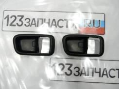 Накладка внутренней ручки двери правой Toyota Harrier MCU15