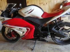 Motoland R1 Pro, 2017