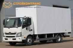 Hino 300. Промтоварный фургон HINO 300, 4 000куб. см., 5 000кг., 4x2