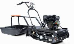 Санный модуль Бурлак-М Практик. Под заказ
