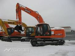 Doosan DX225 LCA. Продам Экскаватор гусеничный Doosan DX225LCA, 1,05куб. м.