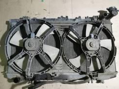 Вентилятор охлаждения радиатора Nissan pulsar FN15 Ga15de 3d хетчбэк