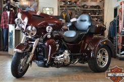 Harley-Davidson Tri Glide Ultra FLHTCUTG. 1 868куб. см., исправен, птс, без пробега. Под заказ