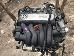 Двигатель Volkswagen Golf 2006 [06F100034E,06F100034EX, BVY]