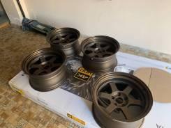 "RAYS Volk Racing TE37V. 9.0x17"", 5x114.30, ET-10, ЦО 73,1мм."