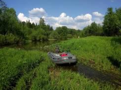 Кайман. 2007 год, длина 3,30м., двигатель подвесной, 25,00л.с., бензин