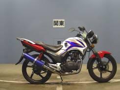 Honda CBF 125 Stunner, 2014