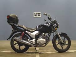 Honda CBF 125 Stunner, 2012
