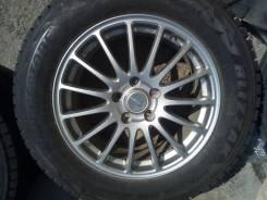 "Bridgestone. 7.0x17"", 5x114.30, ET53"