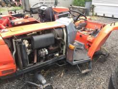 Трактор Kubota GL21 GL23 запчасти в разбор