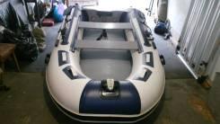 Моторная лодка 3,1м с двигателем