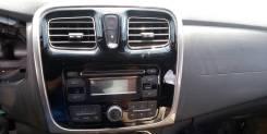 Облицовка панели Renault Logan II 2012=>
