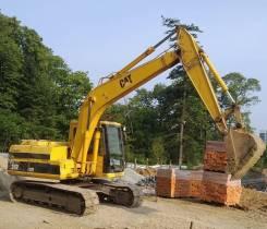 Услуги экскаватора Caterpillar -14 тонн, ковш 0.7м3 с разрыхлителем