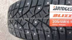 Bridgestone Blizzak Spike-02 , Japan, 205/55R16