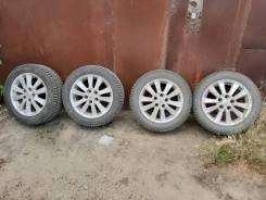 "Копмлект колес R16 5*114. x16"" 5x114.30 ET45"