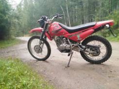 Yamaha XTZ 125. 125куб. см., исправен, птс, с пробегом