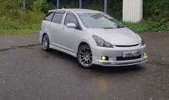 Сплиттер. Toyota Wish, ANE10, ANE10G, ZNE10, ZNE10G