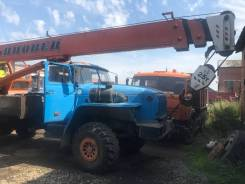 Урал. Автокран 25 тонн, 22,00м.