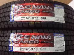 Goodyear Ice Navi Cargo, 145R13 6PR LT