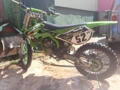 Kawasaki KX 125, 2002