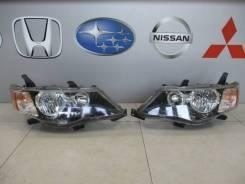 Фара. Mitsubishi Outlander, CW4W, CW5W, CW6W Двигатель 4B12