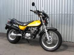 Suzuki. 200куб. см., исправен, птс, без пробега