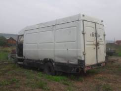 Продаётся фургон зил Бычок на запчасти