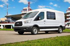 Ford Transit Van. Фургон Riviera на базе 310M, 2 198куб. см., 495кг., 4x2