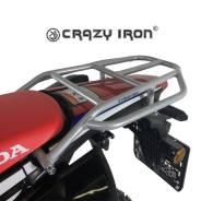Crazy iron багажник Honda CRF250LR Rally