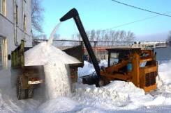 Снегопогрузчик для мини-погрузчика