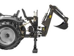 Экскаваторная установка BK-250 для трактора